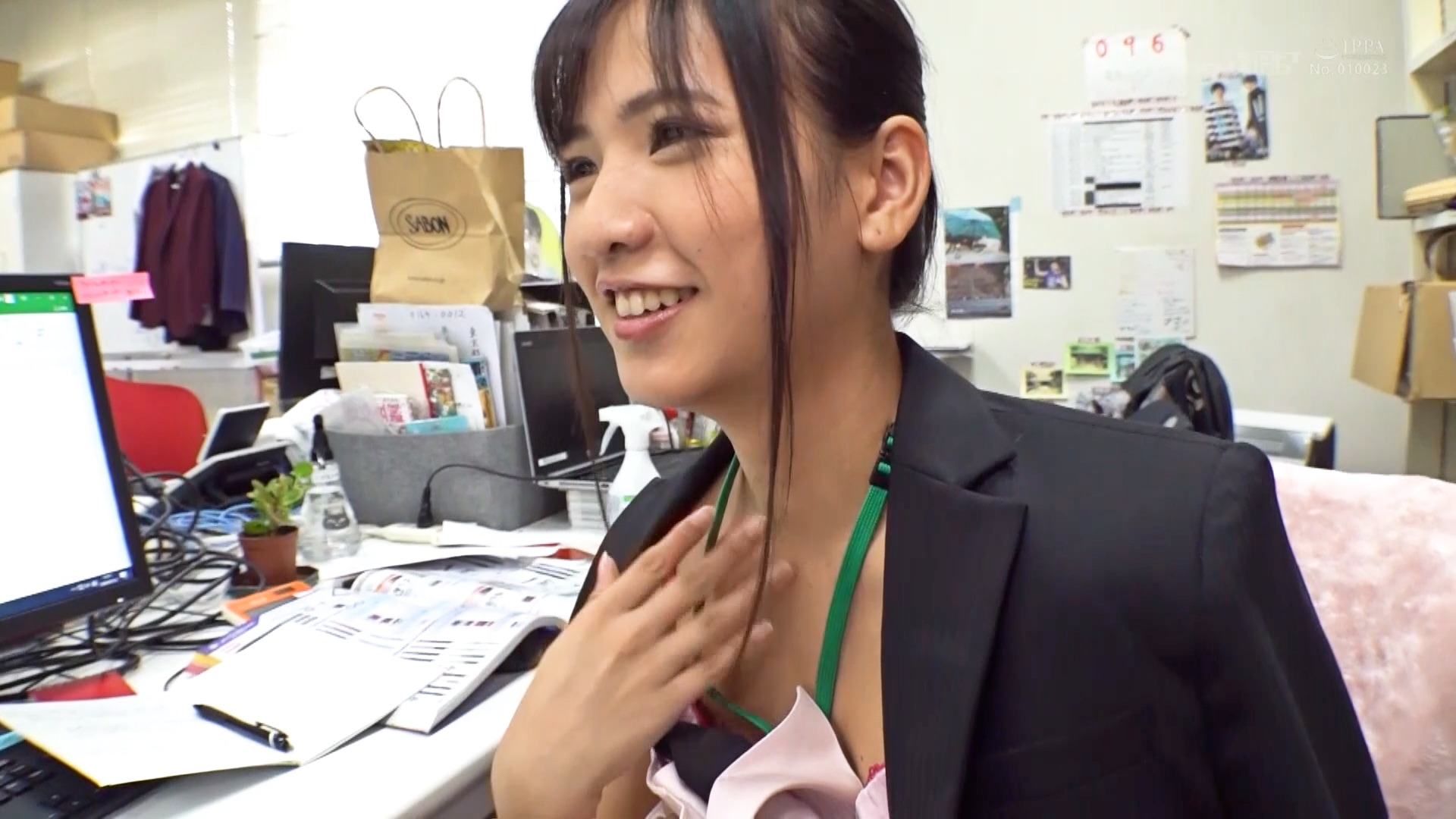 敏感過ぎる華奢な身体が何度も何度もイキ狂い めちゃイキ4本番 SOD女子社員 新卒入社1年目 宮崎リンのサンプル動画