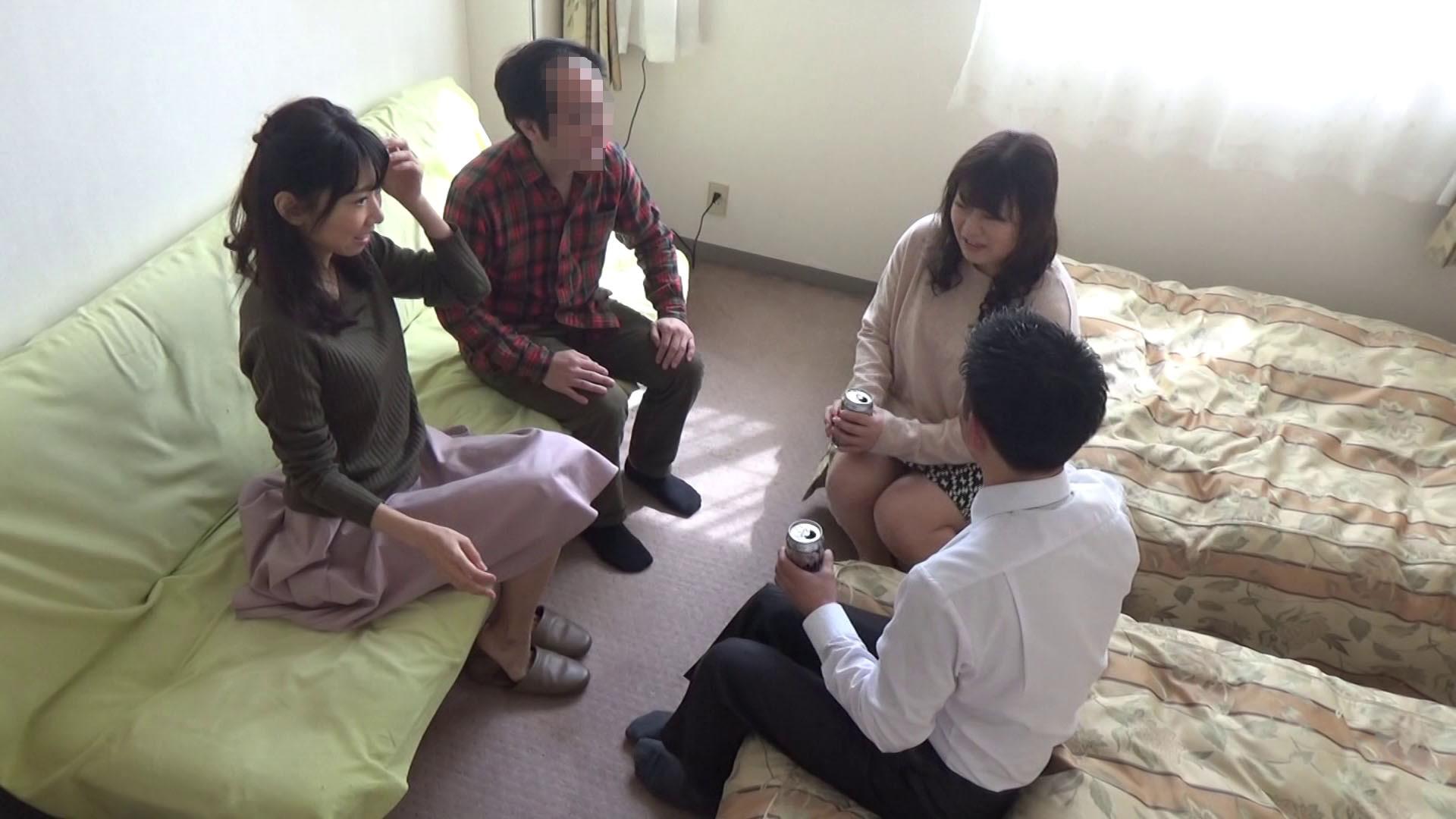 森崎・水谷夫婦/椎名・岡田夫婦 画像1