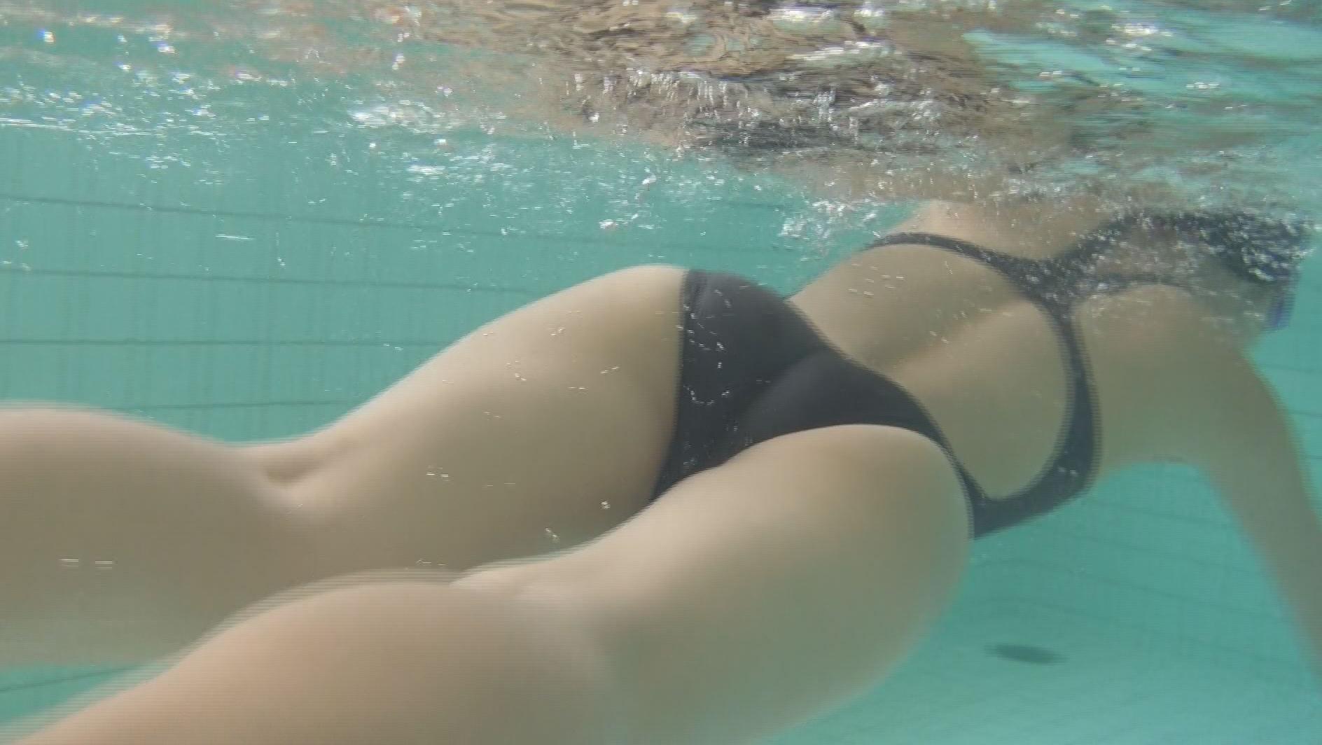 僕の彼女の競泳水着 玲26歳 信用金庫勤務 1 画像5