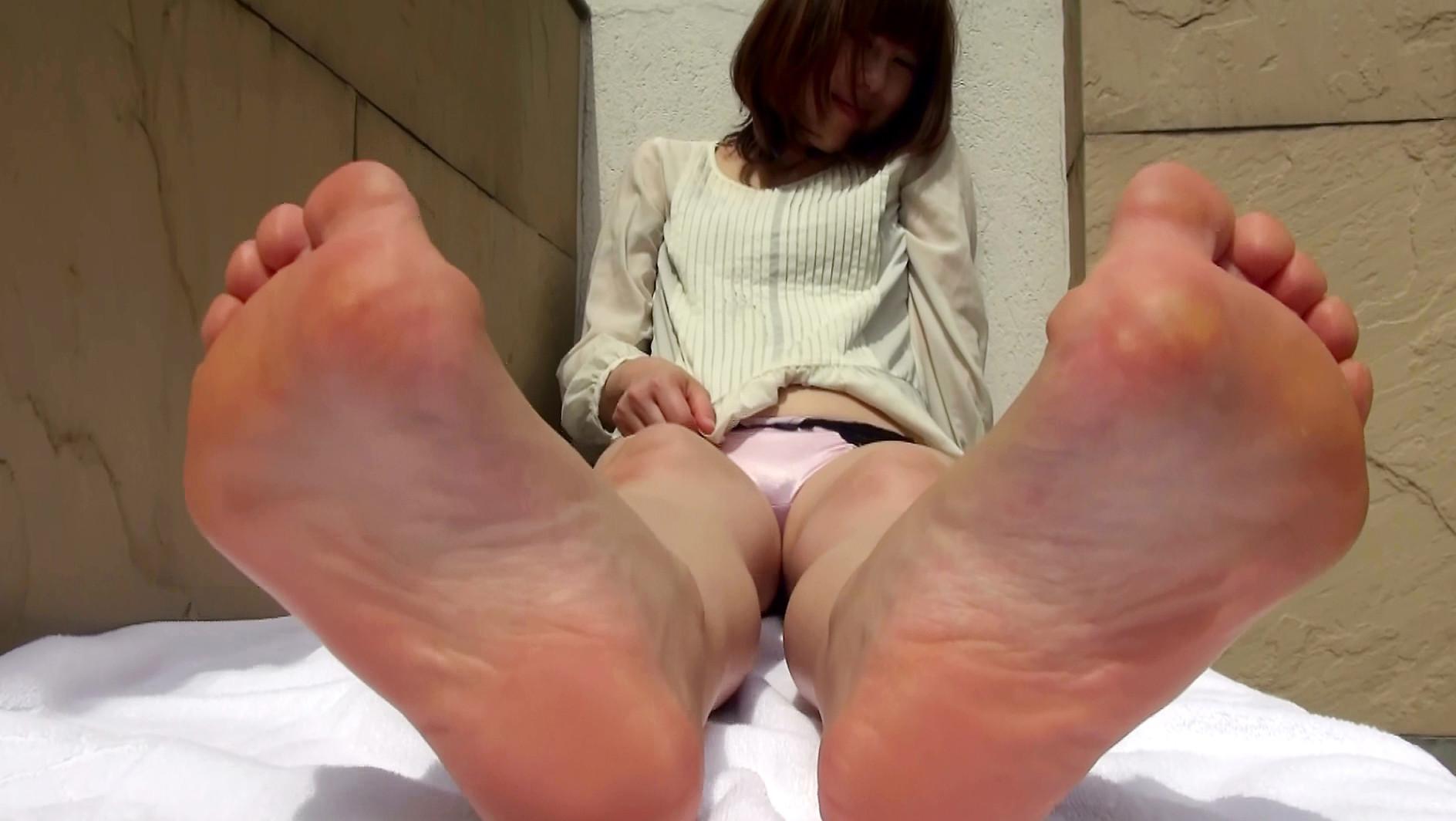 女が股間を熱くする・・・ 足裏愛撫コレクション