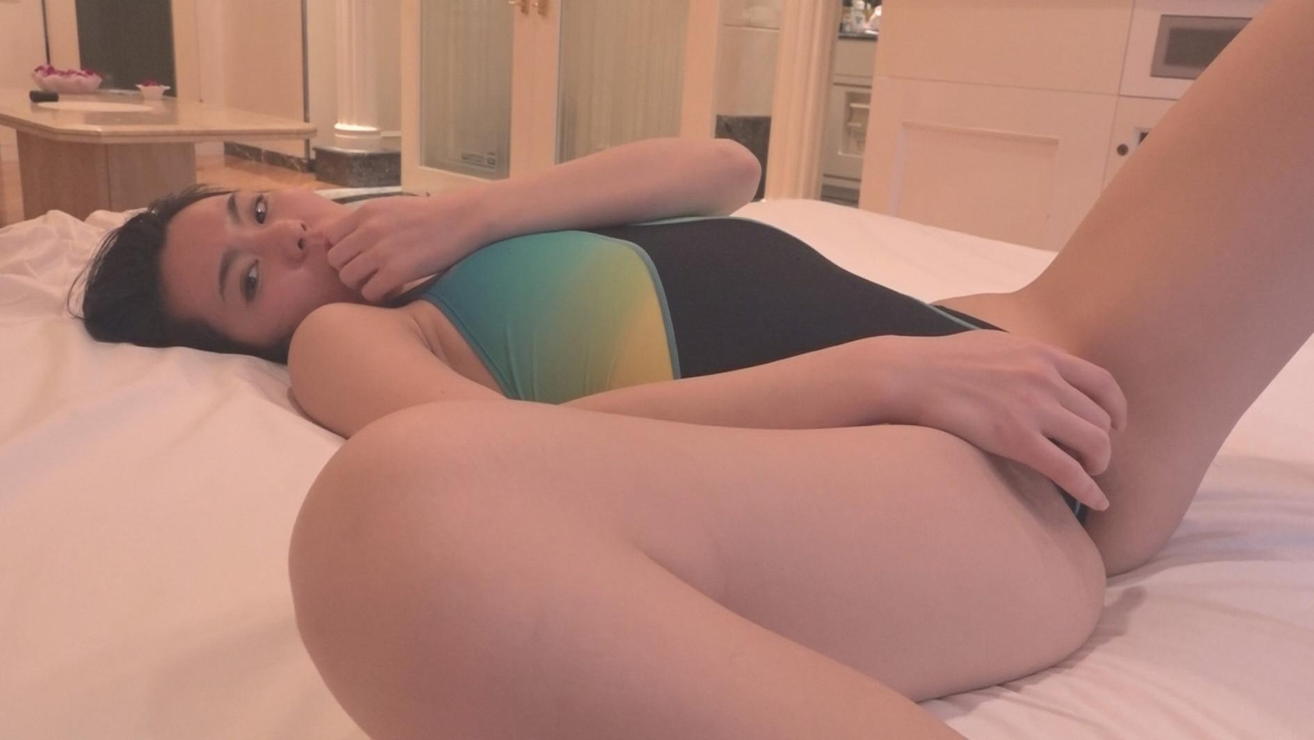 僕の彼女の競泳水着 奈緒24歳 プリケツなスポーツクラブアシスタントインストラクター 1 画像11