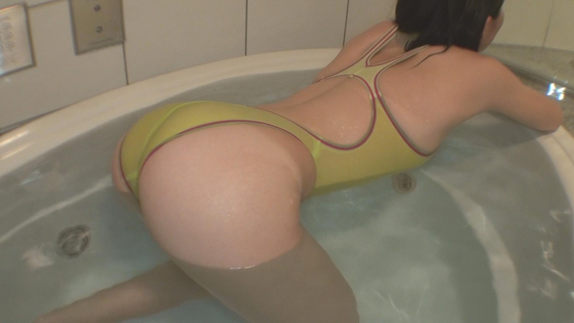 僕の彼女の競泳水着 奈緒24歳 プリケツなスポーツクラブアシスタントインストラクター 1 画像19