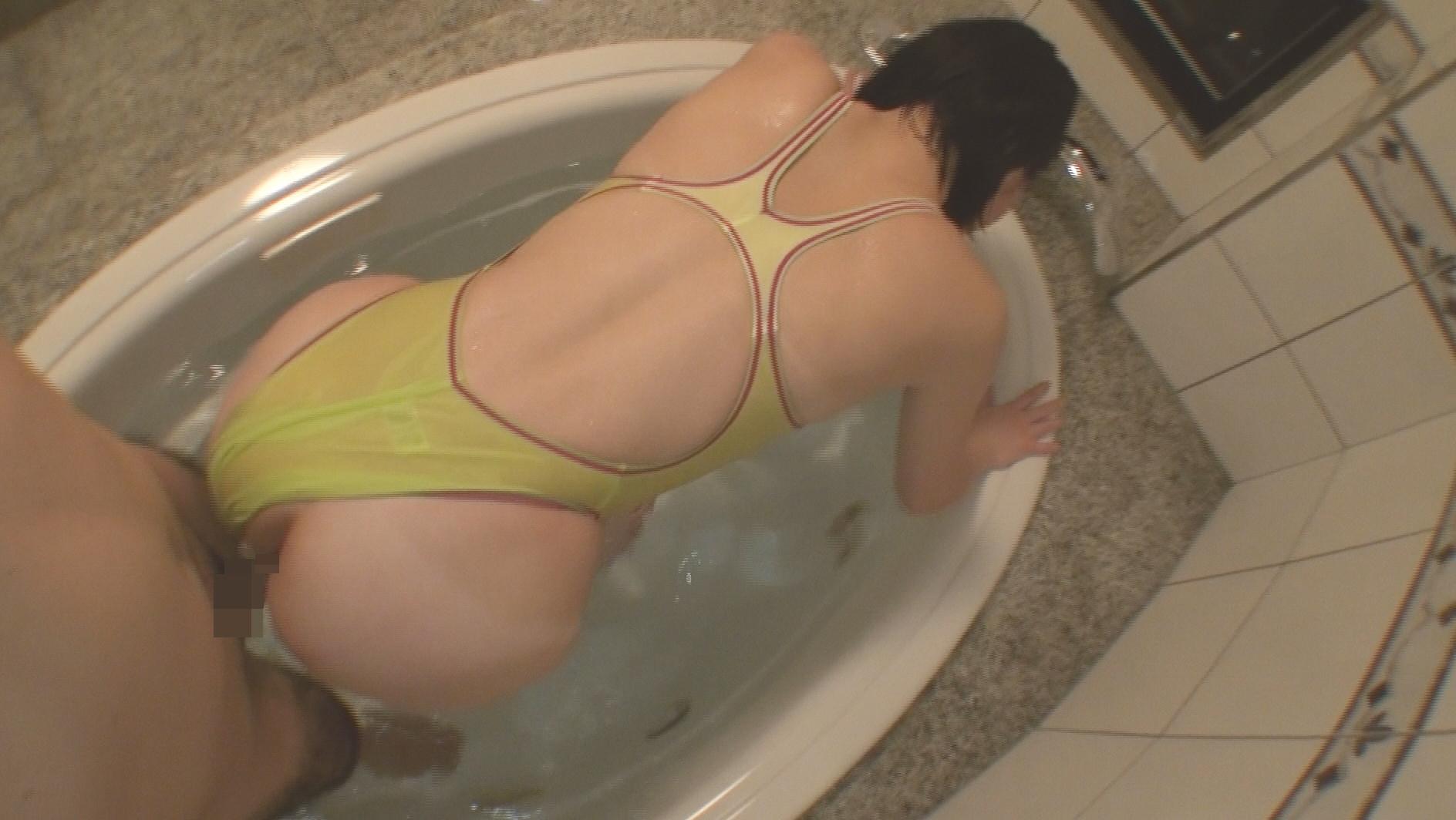 僕の彼女の競泳水着 奈緒24歳 プリケツなスポーツクラブアシスタントインストラクター 1 画像21