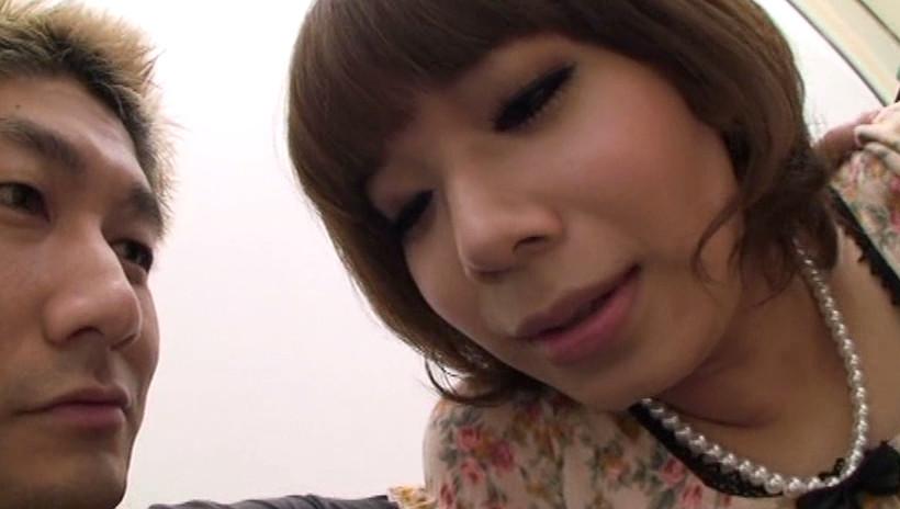 初姫 大きなペニクリは好きですか!? ニューハーフ中林まい 画像9