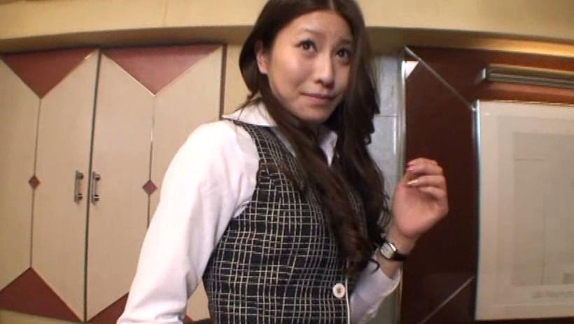 働く女のガーターストッキング 02 画像1