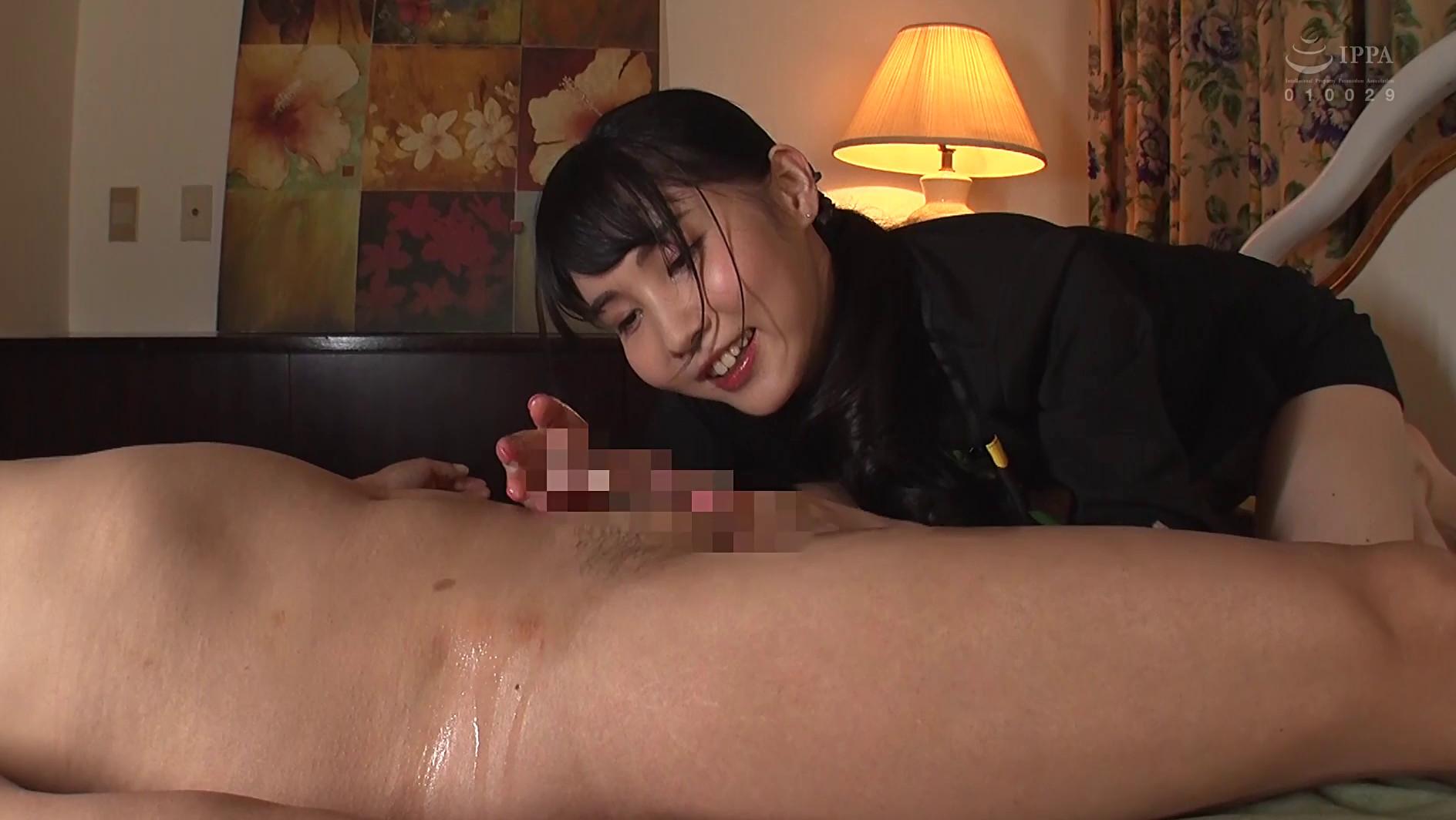 超美人ニューハーフが施術する高級ち○ぽ回春エステサロン 咲雪華奈 画像13
