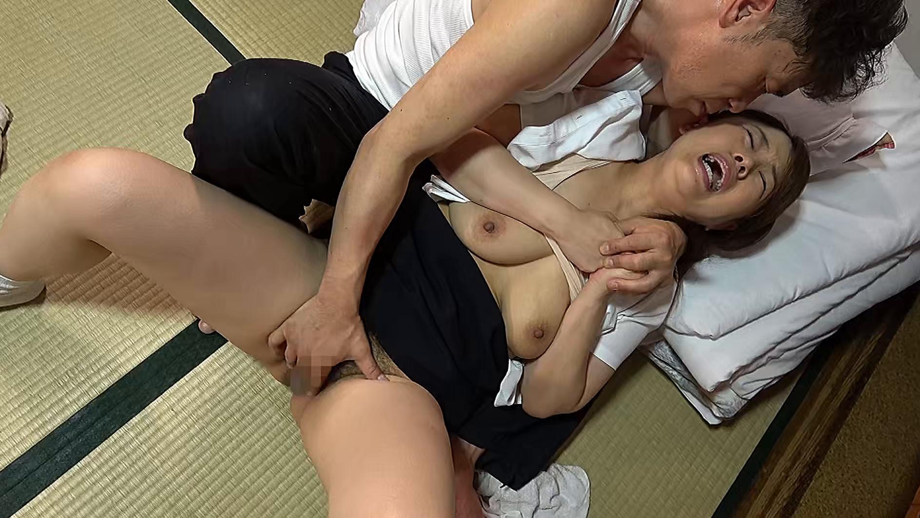 昭和猥褻官能ドラマ 明日、東京に引越しする憧れていた同級生を呼び出して・・・ 心優しい先生は教え子のお父さんに無理やり・・・ 画像19
