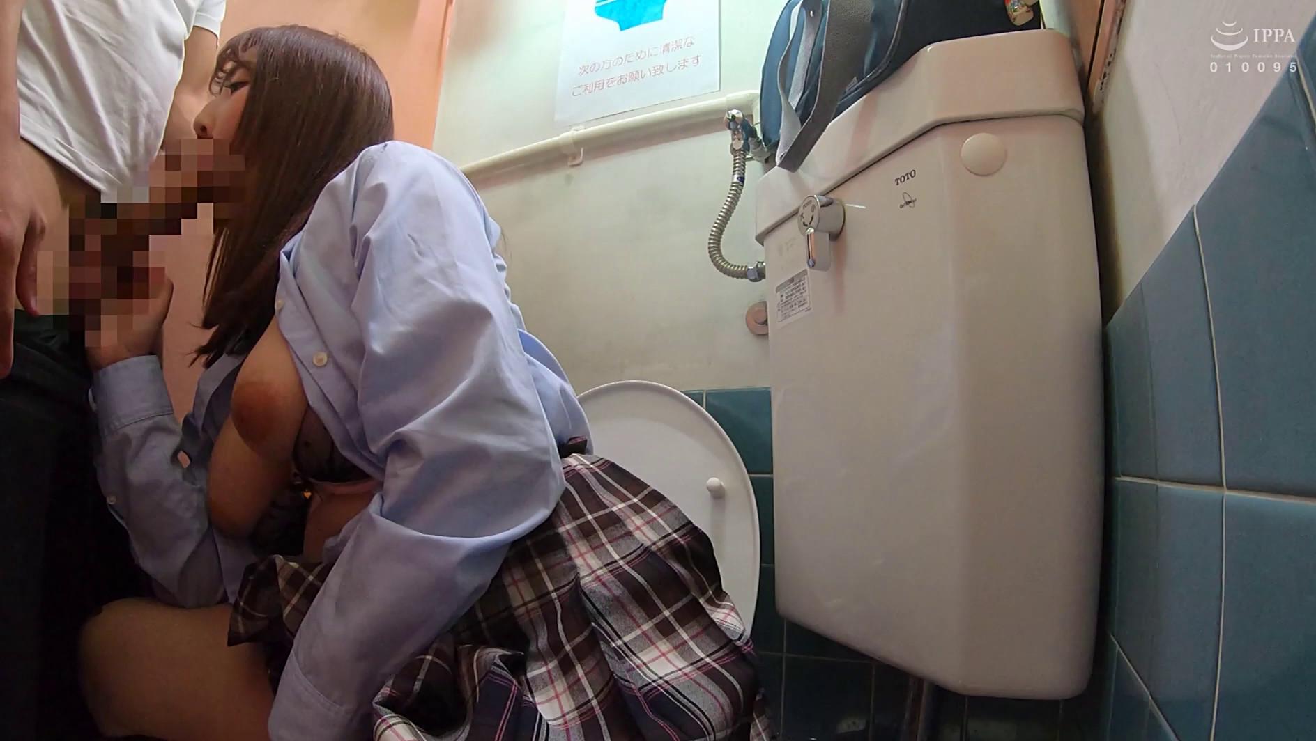女子○生 トイレSEX盗撮 187分,のサンプル画像16