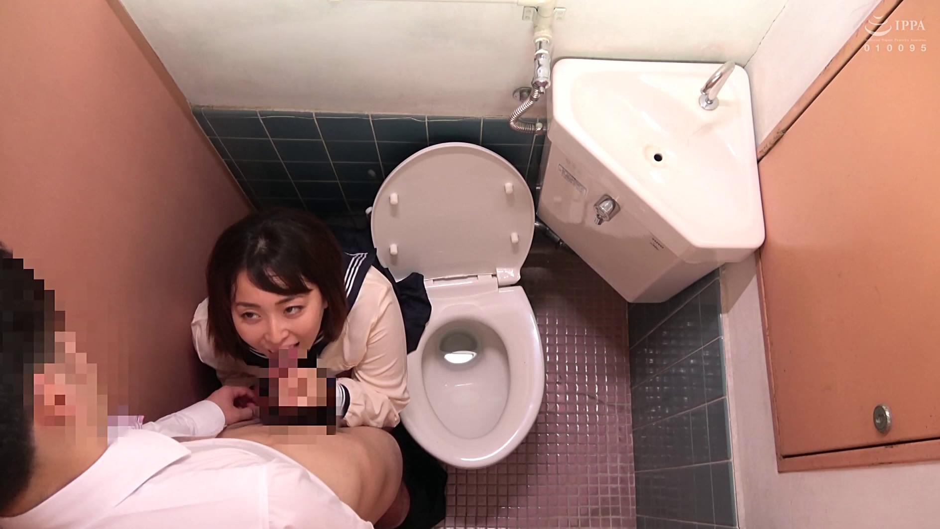 女子○生 トイレSEX盗撮 187分,のサンプル画像20