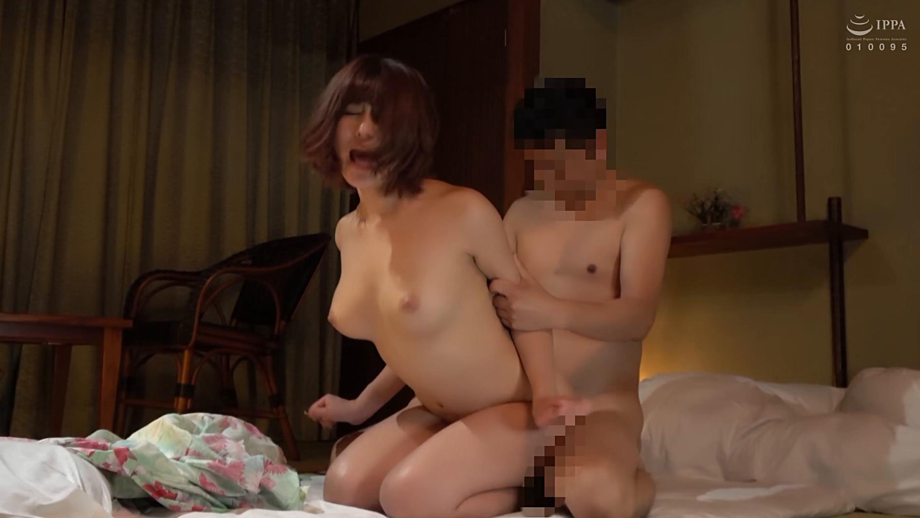 中出し人妻不倫旅行 藤森里穂 27歳,のサンプル画像28