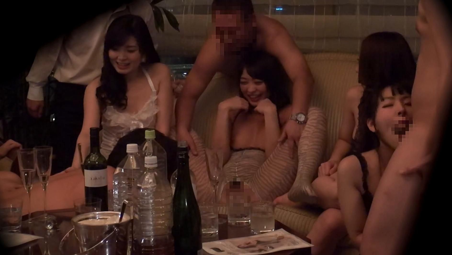 東京ベイエリア限定!淫乱セレブのSEXサークル 乱交パーティ!編