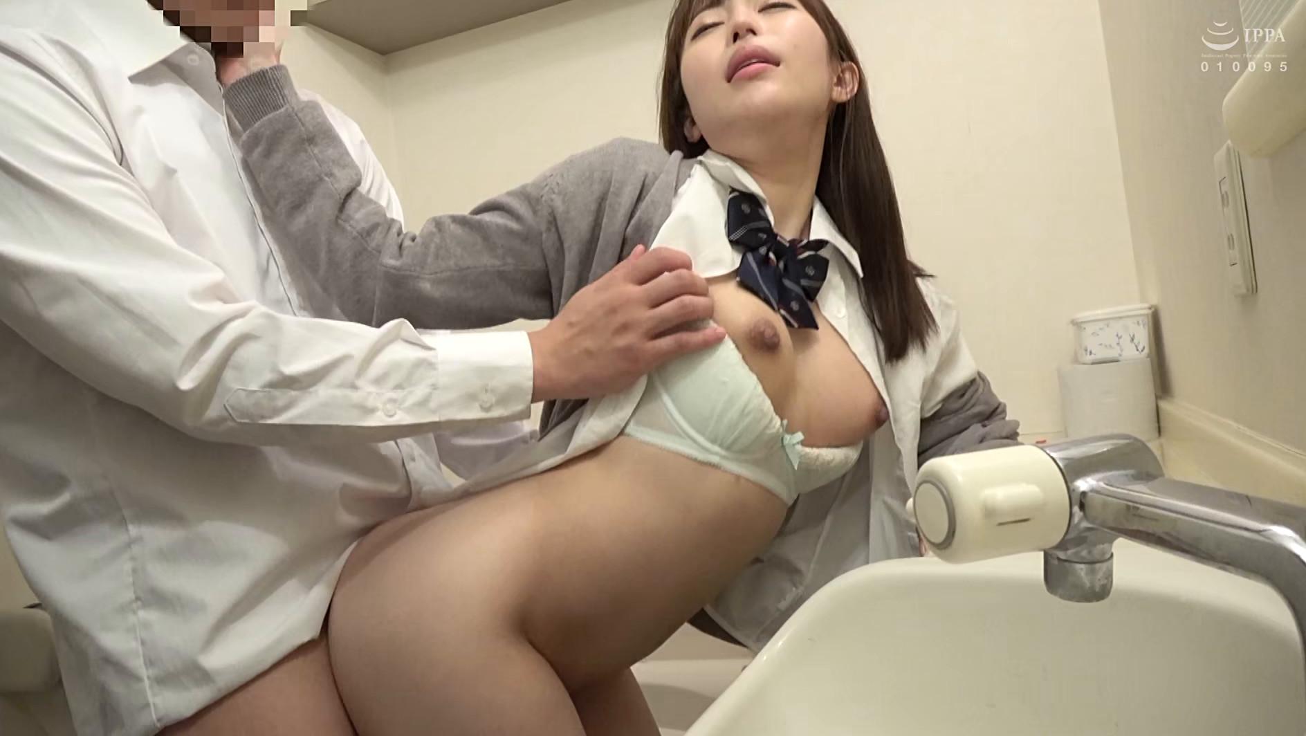 女子○生 トイレSEX盗撮 2 画像7