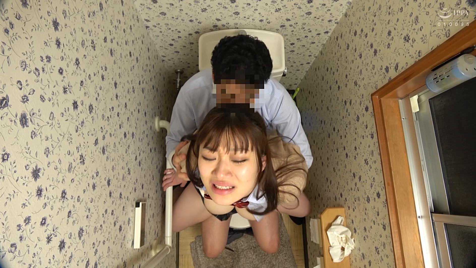 女子○生 トイレSEX盗撮 2 画像15