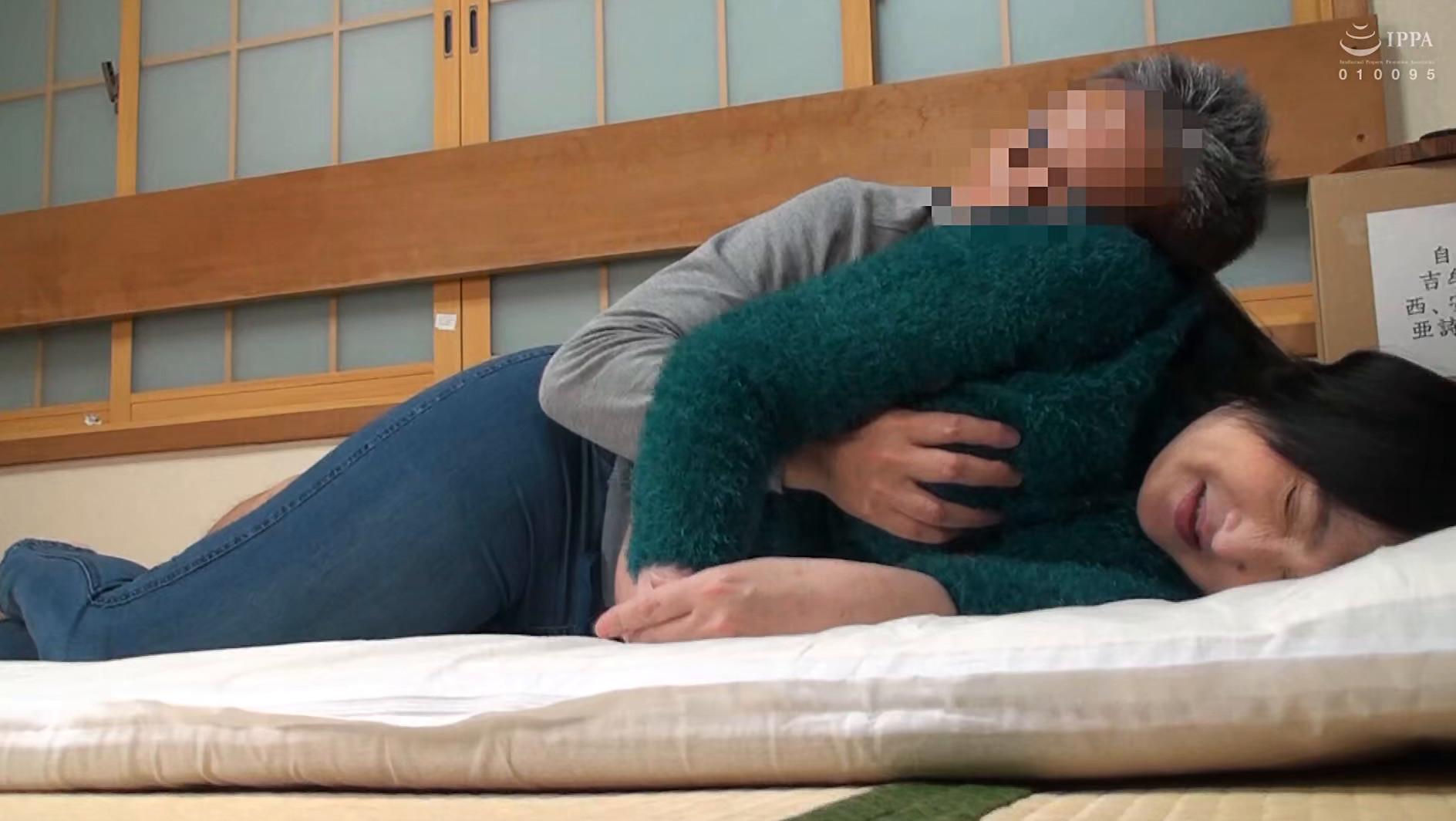山村集落のおばさんを喰いまくる 原田京子さん(53歳)の場合 画像8