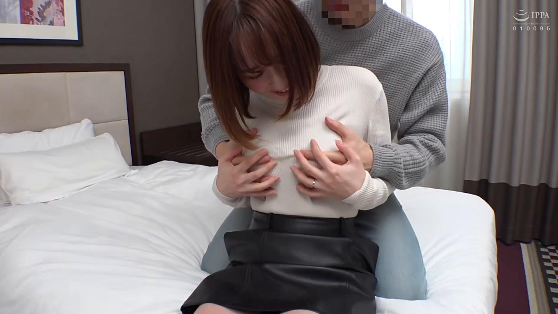 【F乳&無敵尻!!】秋田の人妻が酔わされハメられ連続絶頂!!【喘ぎ声も激しい!!】みうさん