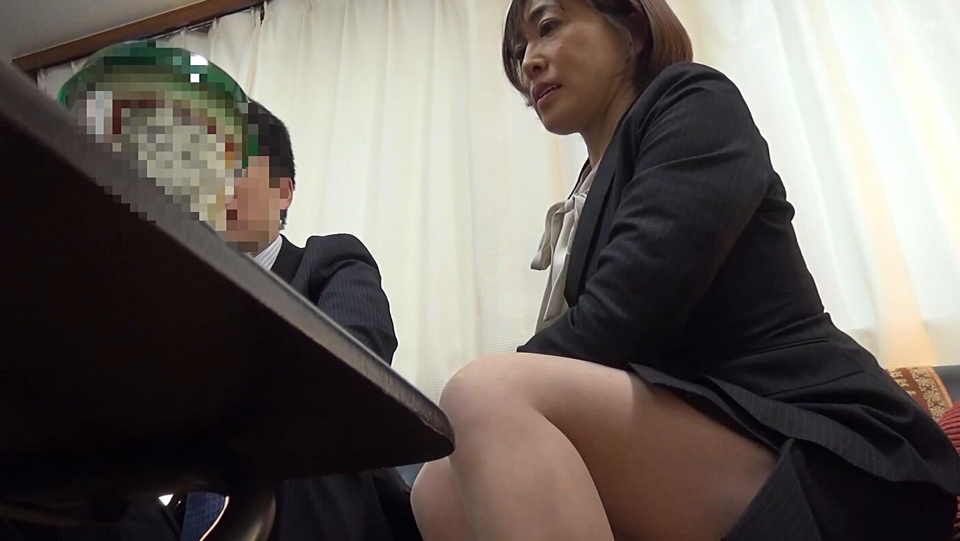 本気になるおばさん。久しぶりの本気SEXに溺れた嶋崎かすみさん(48歳)の場合