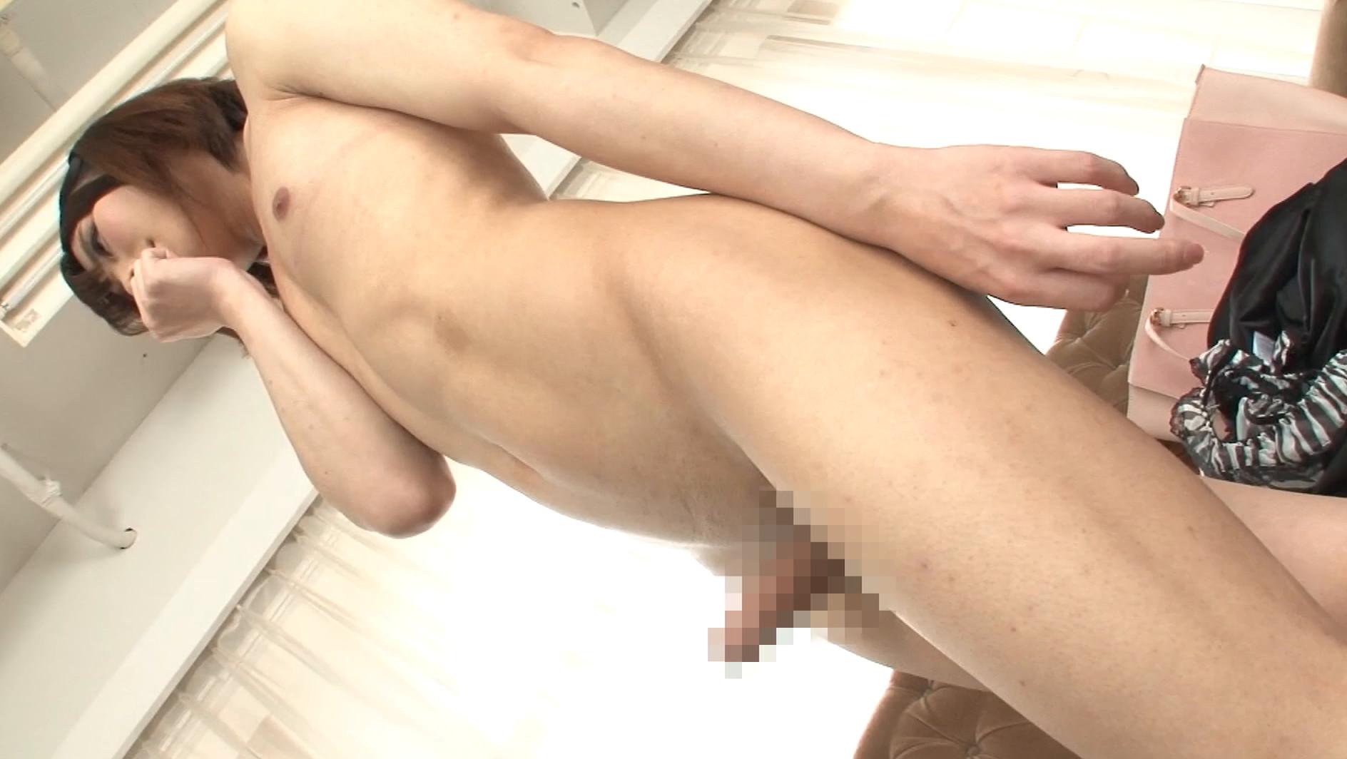 激カワ男の娘AVデビュー アナルとチ●コに媚薬を塗られて絶頂SEX こはく 画像5