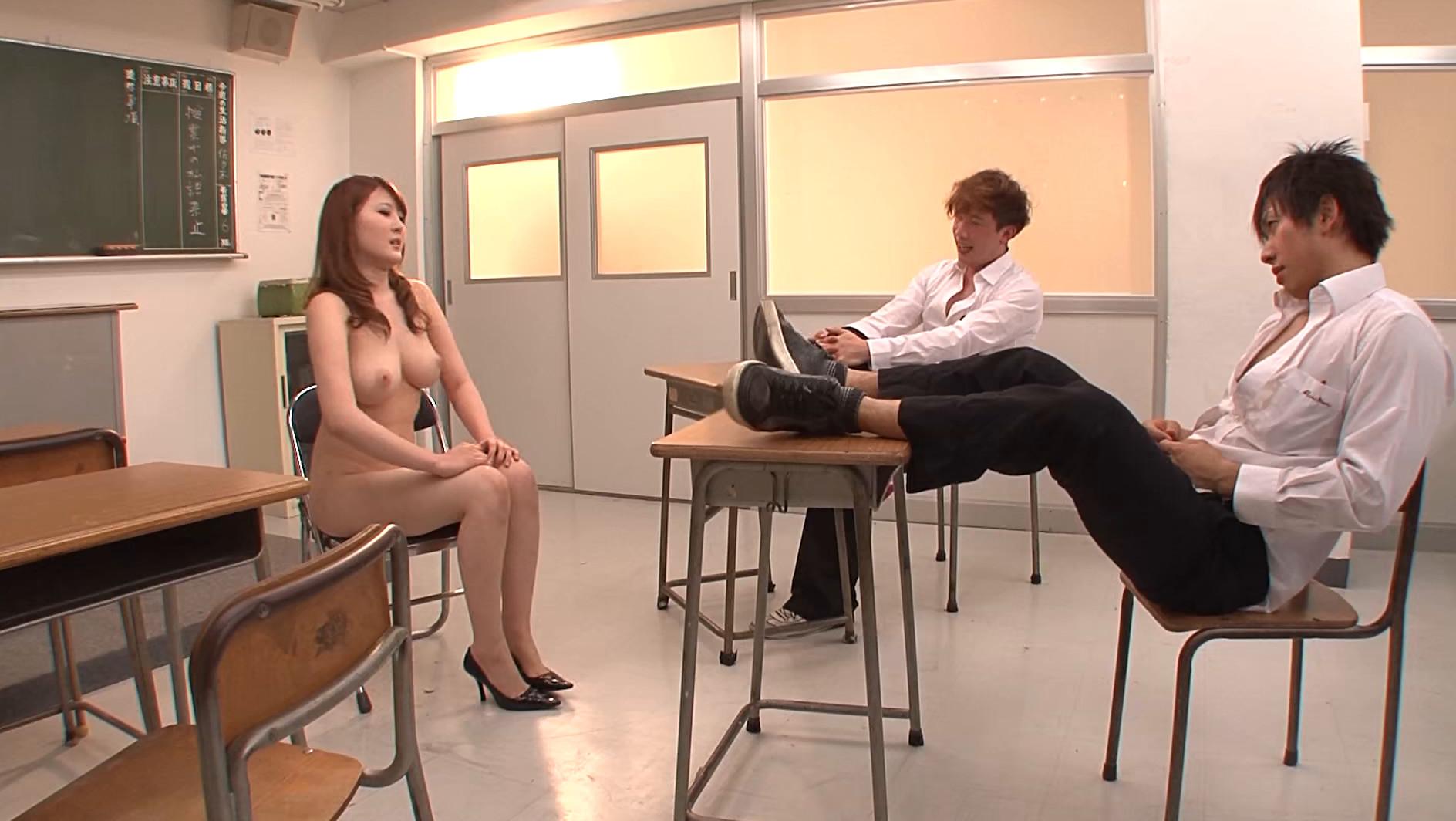 僕らの大好きな全裸先生 仁科百華 画像3