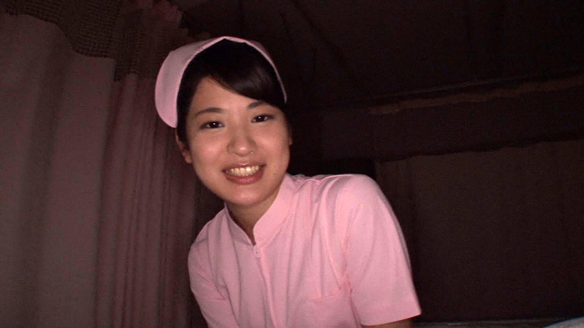 綺麗で患者思いの看護婦さんが夜な夜な訪れてきて僕のチ○ポに悪戯するんですっ! 画像1