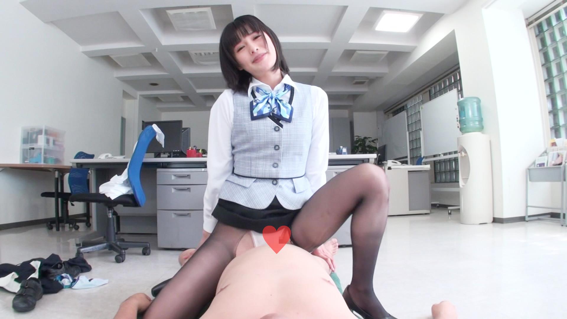 美人OLを呼び出して普段は同僚たちのいる職場で二人だけの秘密のセックスをしまくりましたぁ!