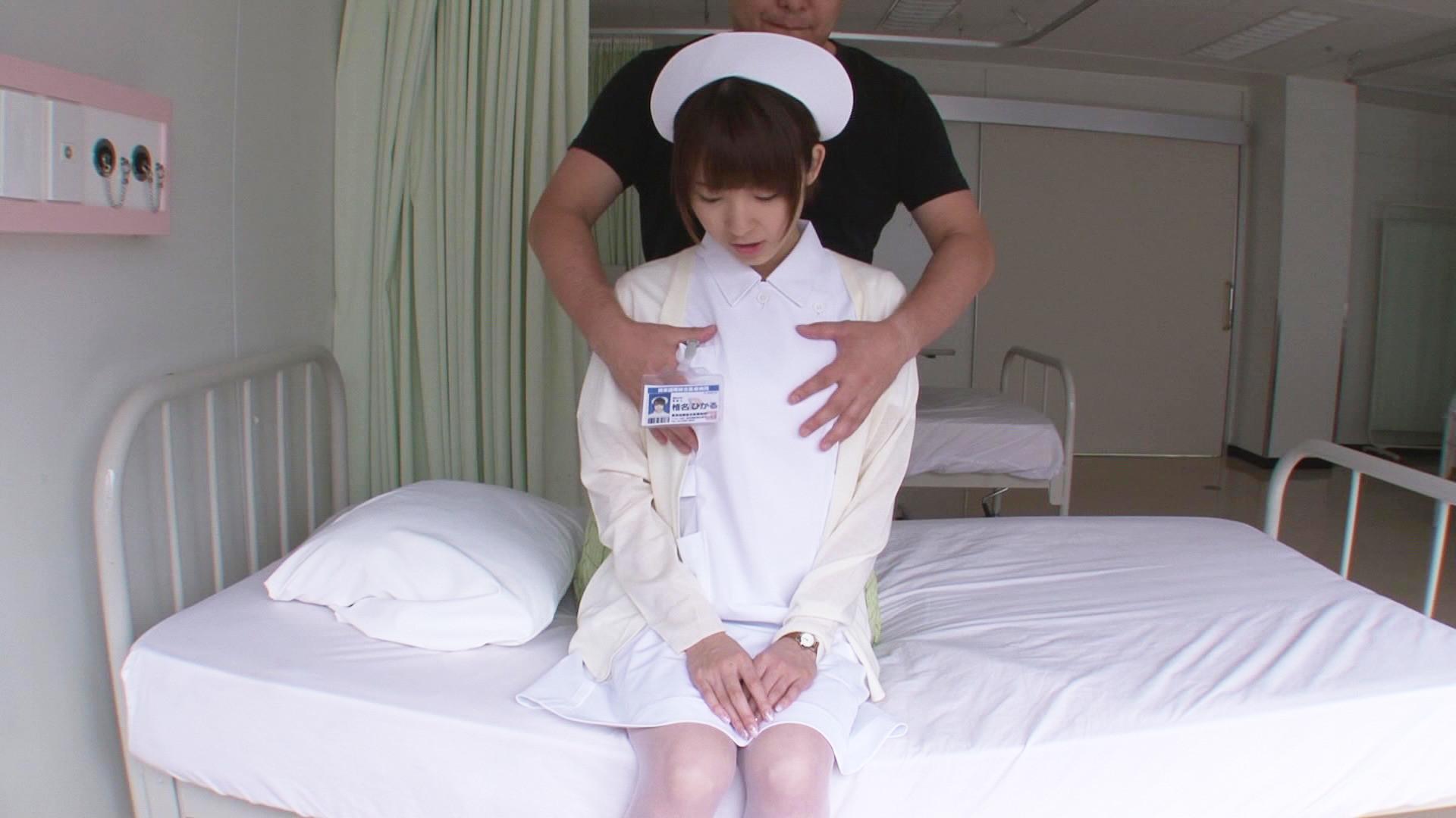 美乳看護師さんがそのムラムラさせるカラダで僕の溜まった性欲を受け止めてくれました~!