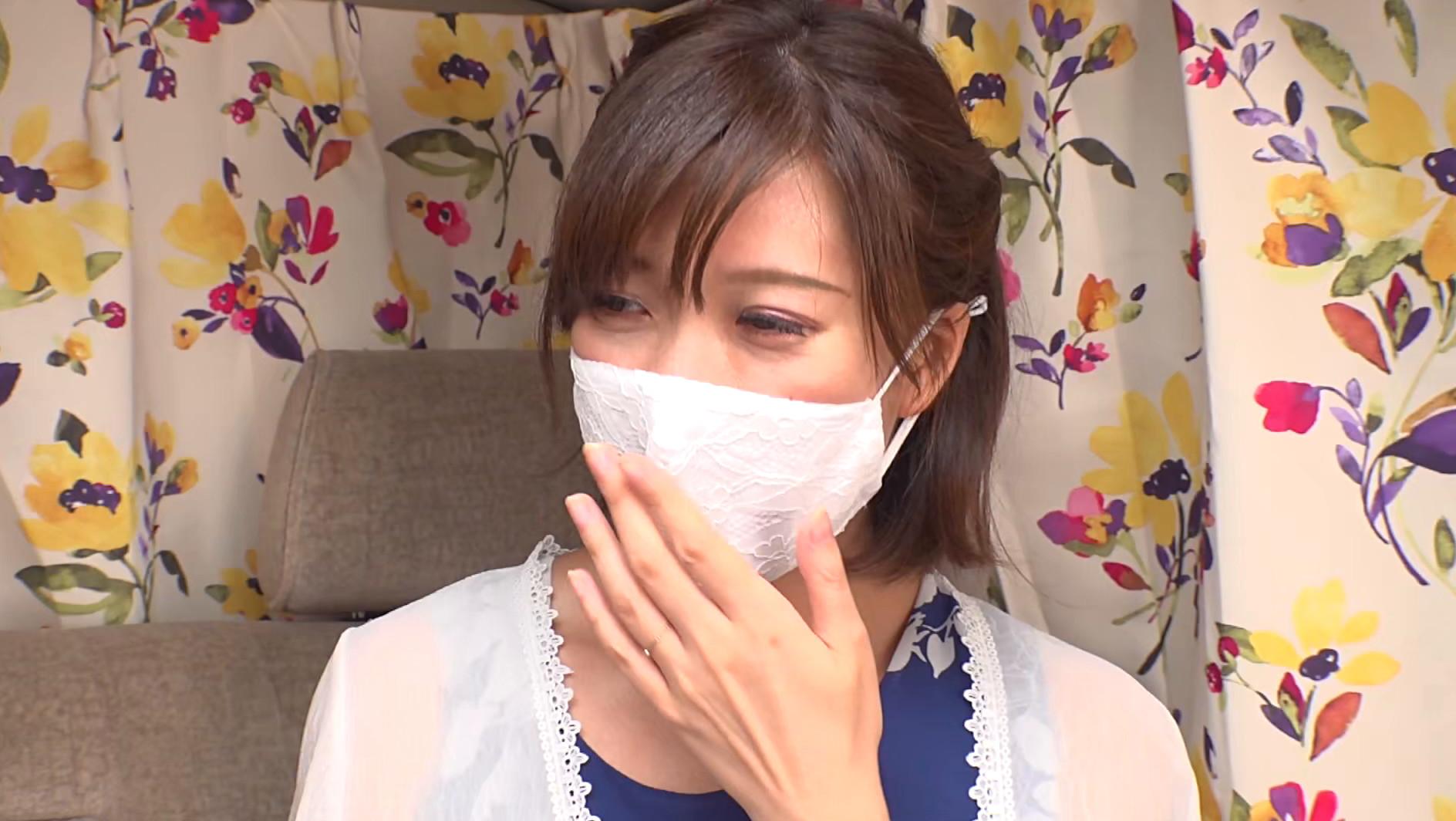 おしゃれマスク熟女ナンパ生ハメSEX 美意識高めおばさんは性欲も高め!?1