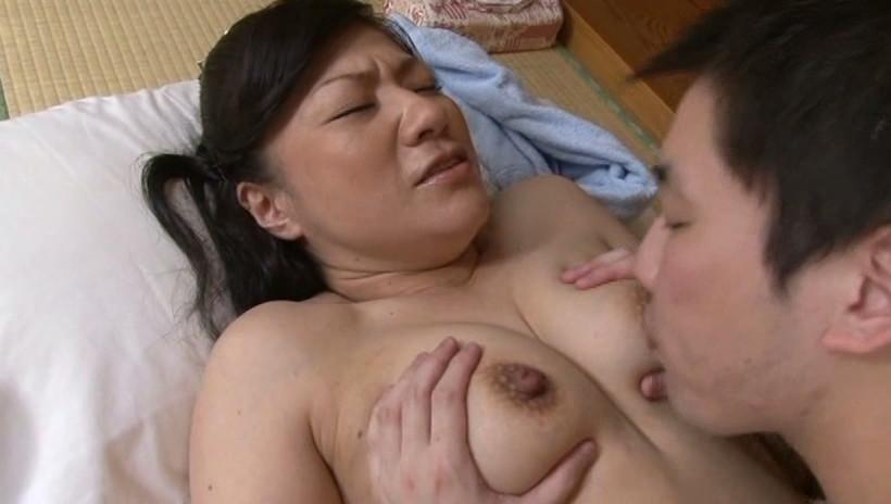 中出し近親相姦 母子熱愛 松崎志津子 画像5