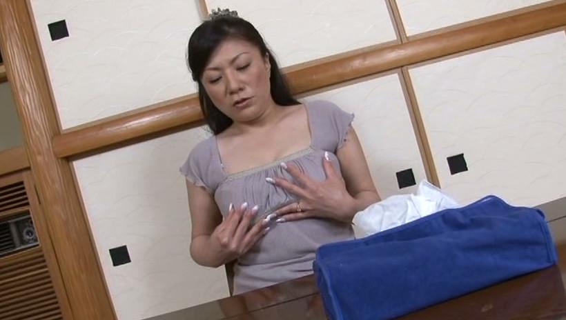 中出し近親相姦 母子熱愛 松崎志津子 画像16