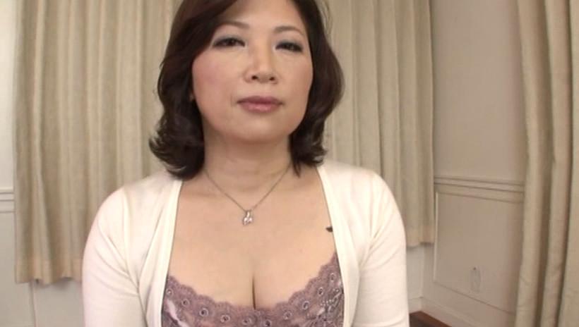 初撮り五十路妻ドキュメント 井ノ口慶子 五十歳 画像1