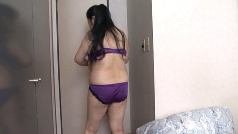 近親相姦 息子を犯す五十路の痴女母 吉田涼子 五十四歳 画像19