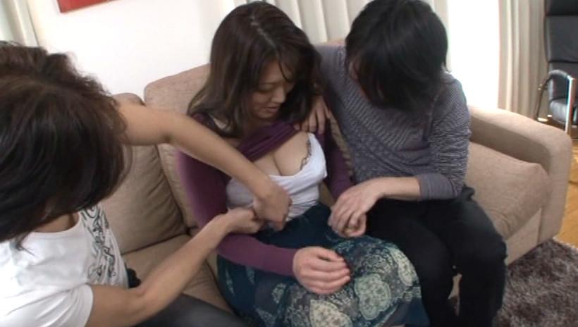 初撮り人妻ドキュメント 北村朋子 四十五歳 画像12