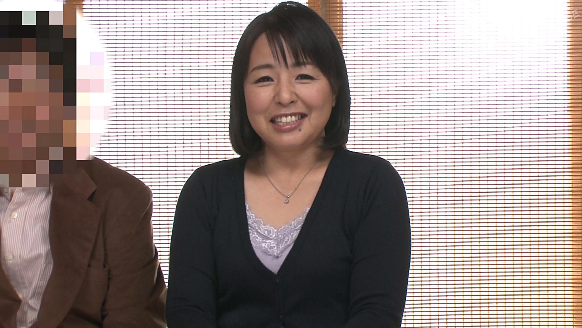 初撮り五十路妻ドキュメント 戸田さつき 五十二歳 画像1
