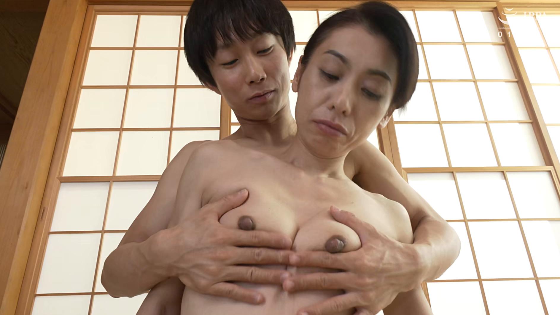 初撮り五十路妻ドキュメント 大川祥恵 五十二歳,のサンプル画像6