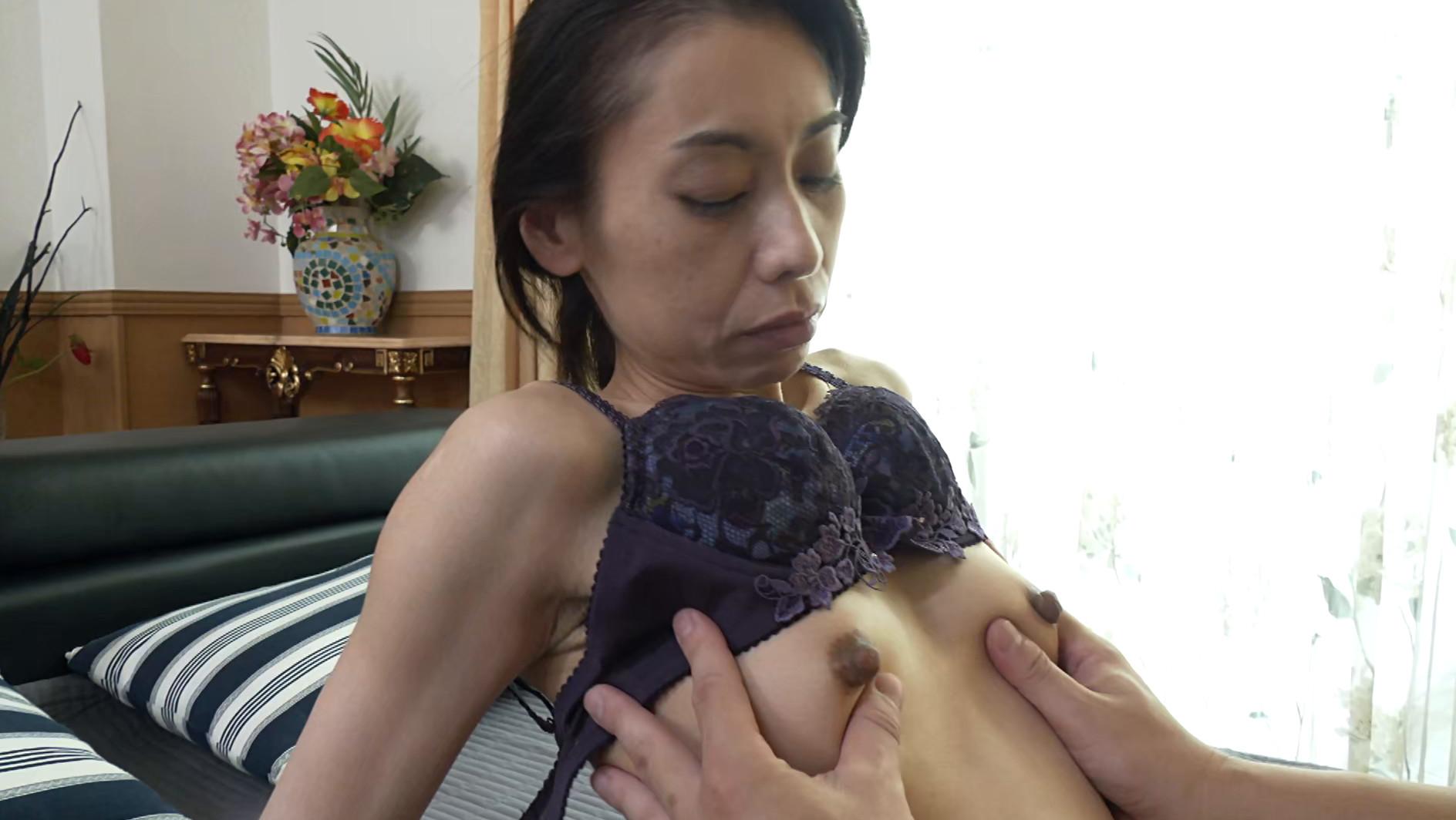 初撮り五十路妻ドキュメント 大川祥恵 五十二歳,のサンプル画像17