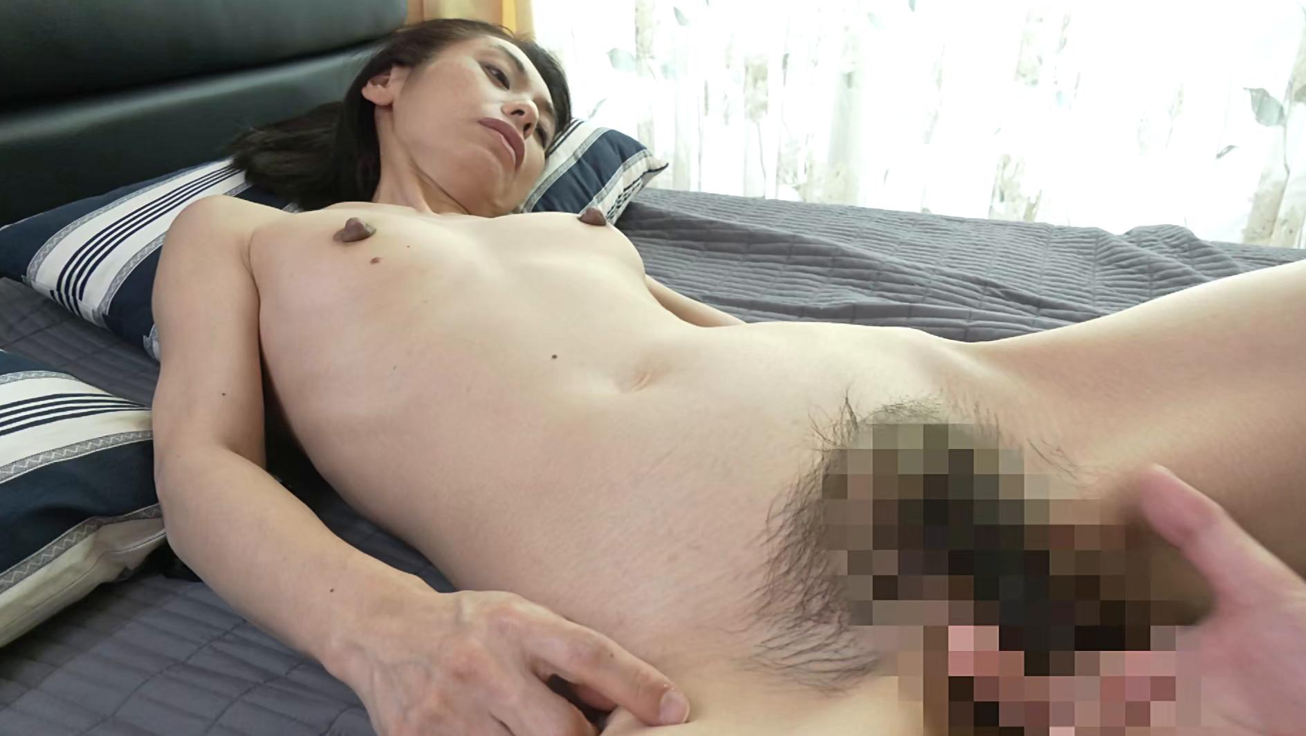 初撮り五十路妻ドキュメント 大川祥恵 五十二歳,のサンプル画像22