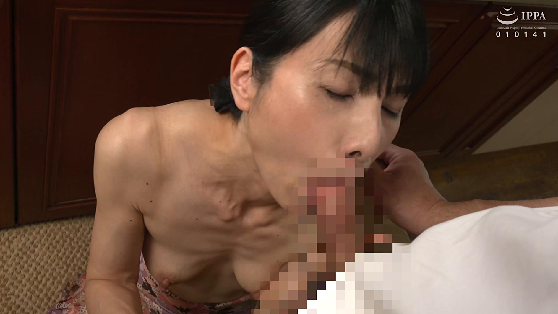 絶対にしてはいけない筆下ろし性交 孫に欲情した五十路祖母 鶴川牧子 五十三歳,のサンプル画像15