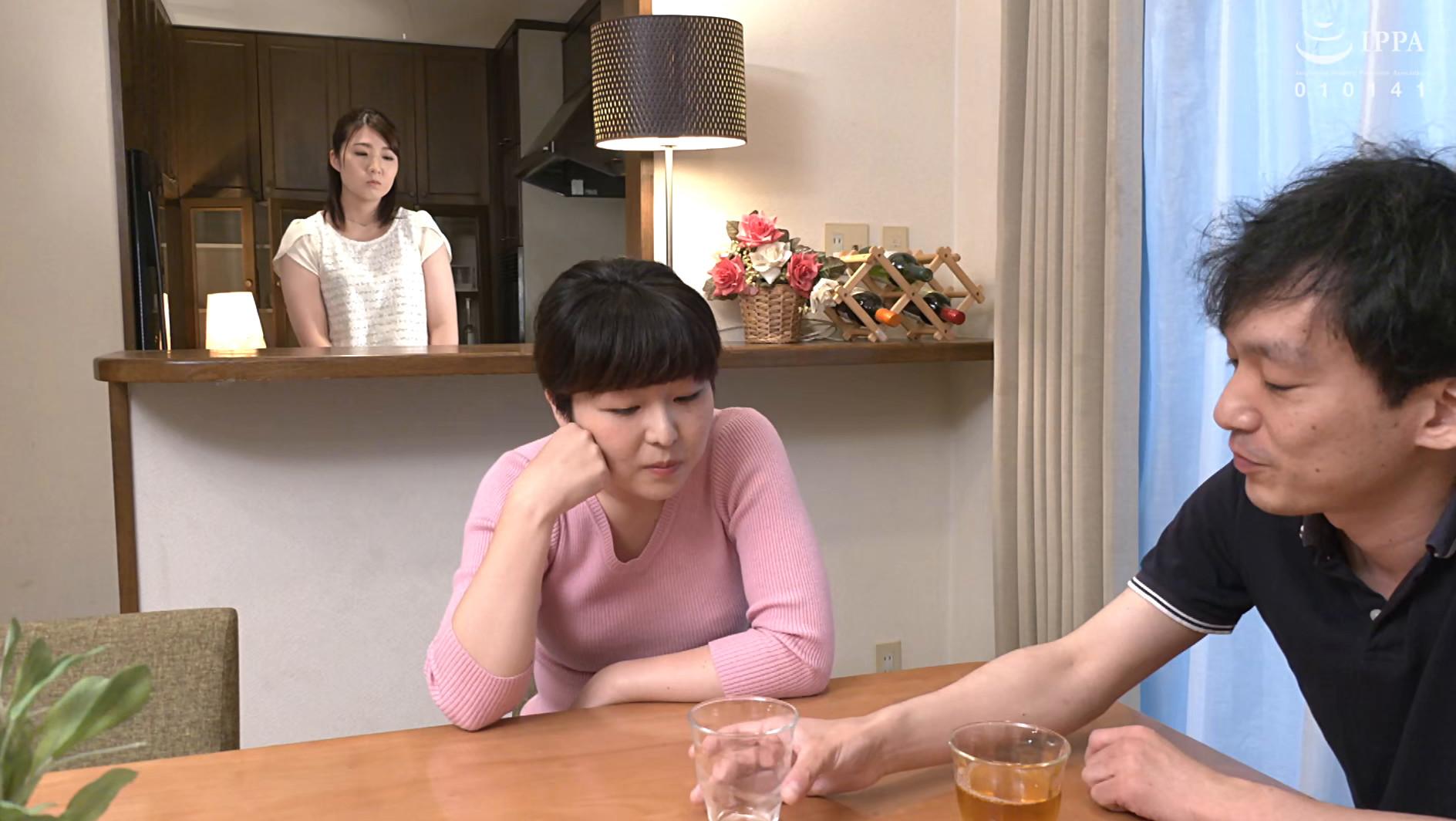 彼女の母親がエロ下着と中出しで彼氏を誘惑しはじめた 永野あかり 三十一歳 画像21