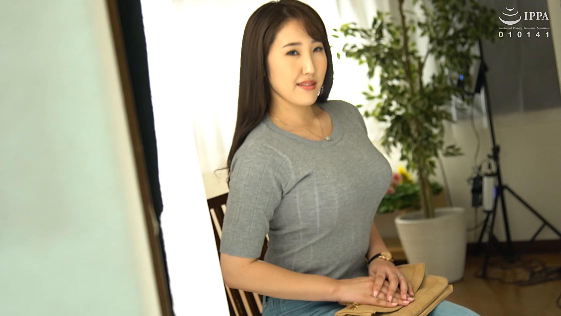 初撮り人妻ドキュメント 逢坂瞳 三十二歳,のサンプル画像1