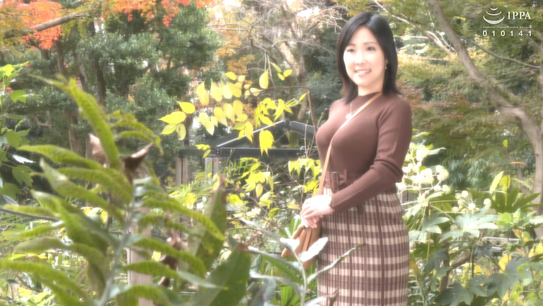 初撮り人妻ドキュメント 新井ゆう 三十四歳,のサンプル画像1