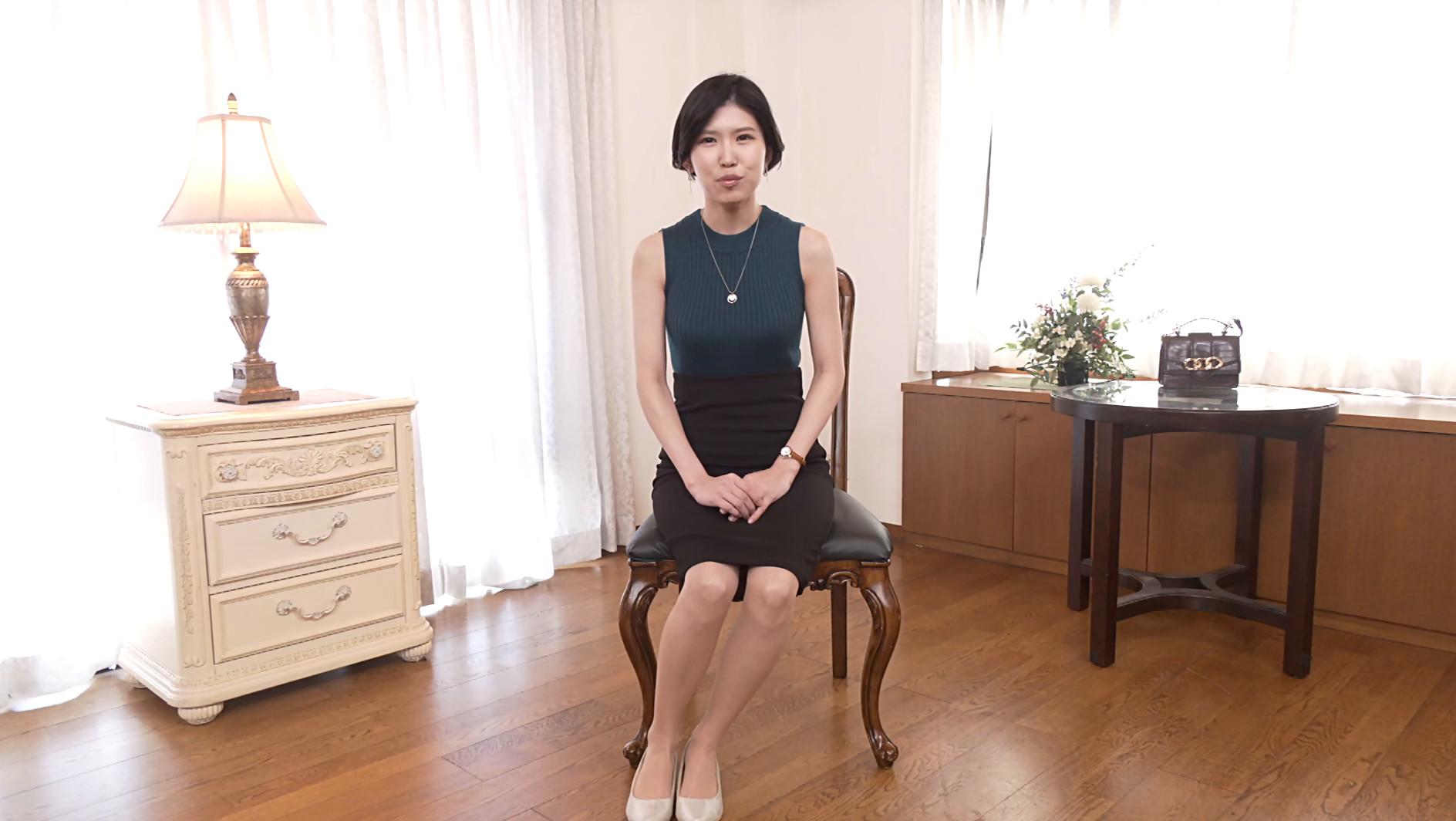 初撮り人妻ドキュメント 芳根まい 三十歳,のサンプル画像1