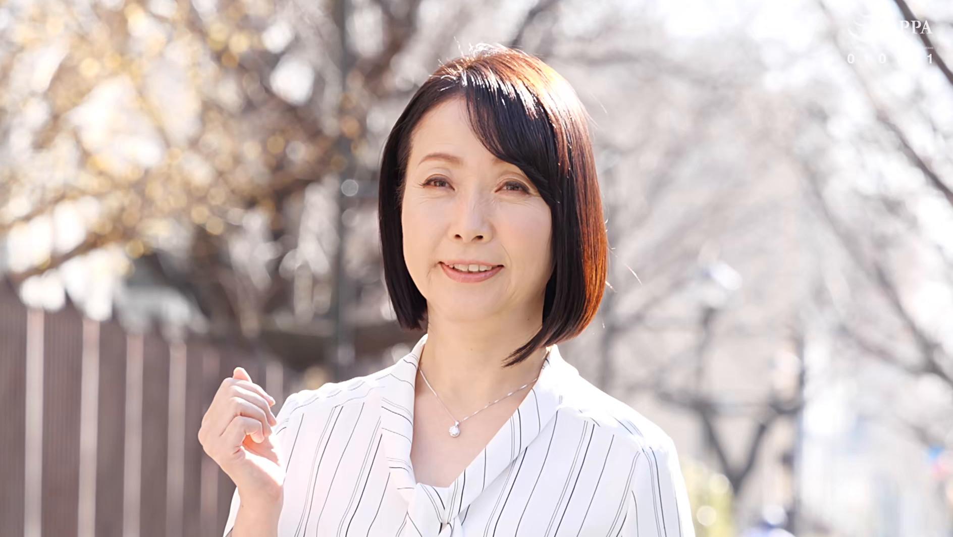 初撮り五十路妻ドキュメント 和泉亮子 五十六歳,のサンプル画像1