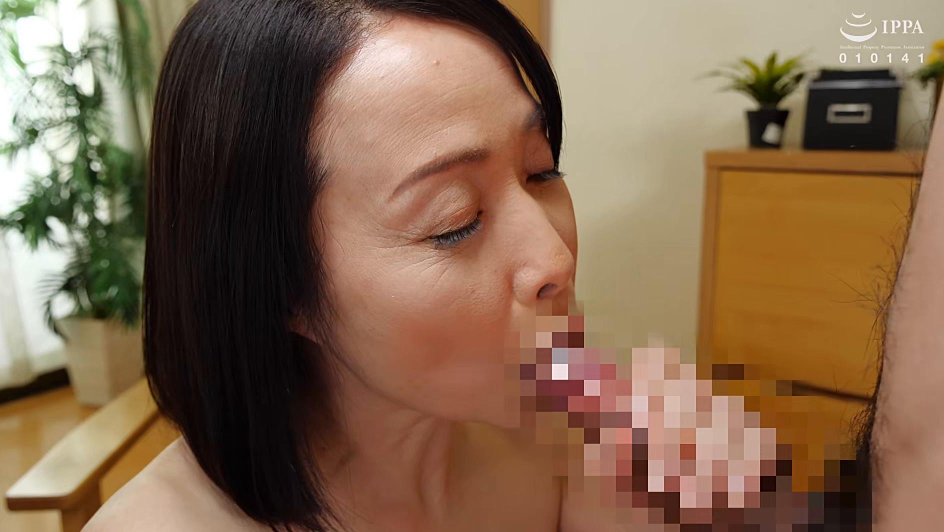 初撮り五十路妻ドキュメント 和泉亮子 五十六歳,のサンプル画像23