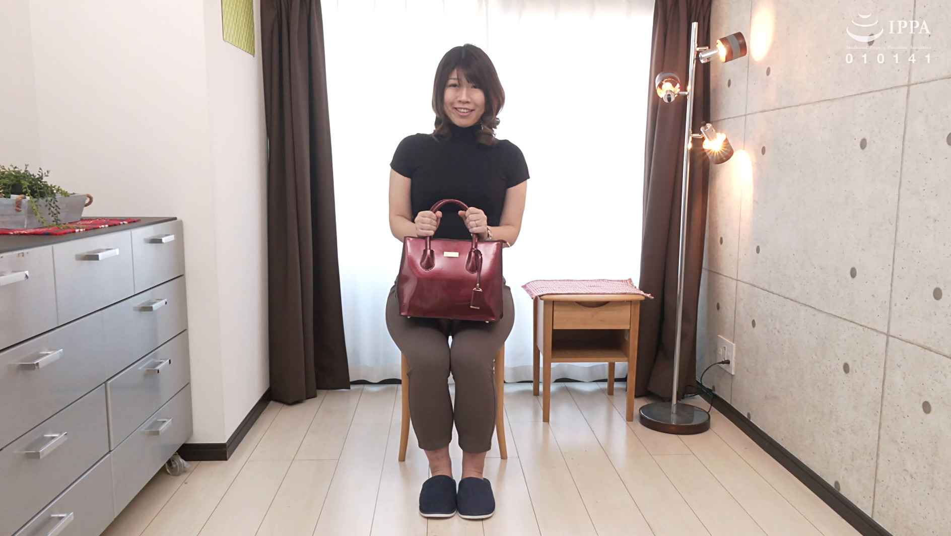 初撮り人妻ドキュメント 森嶋はるな 三十五歳,のサンプル画像1