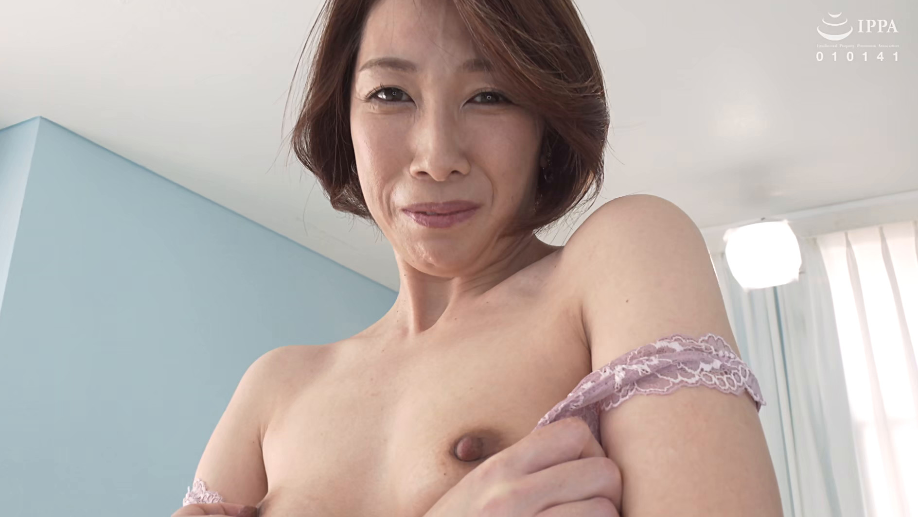 初撮り人妻ドキュメント 山口里花 四十一歳,のサンプル画像4