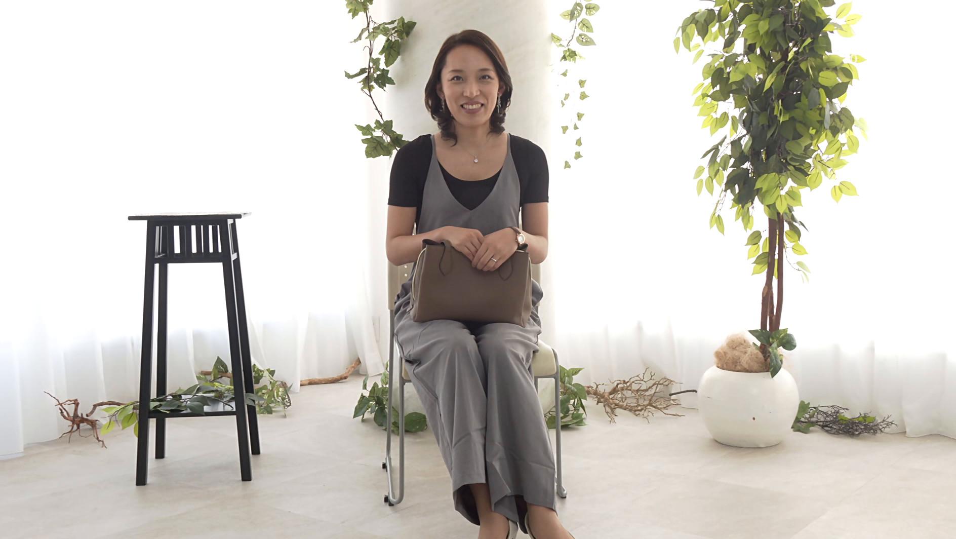 初撮り人妻ドキュメント 美川由加里 三十八歳,のサンプル画像1