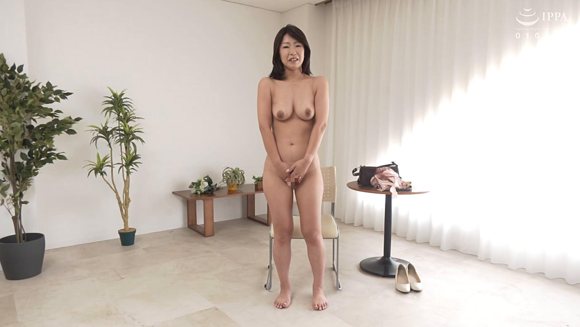 初撮り人妻ドキュメント 原口夏菜子 四十歳,のサンプル画像2