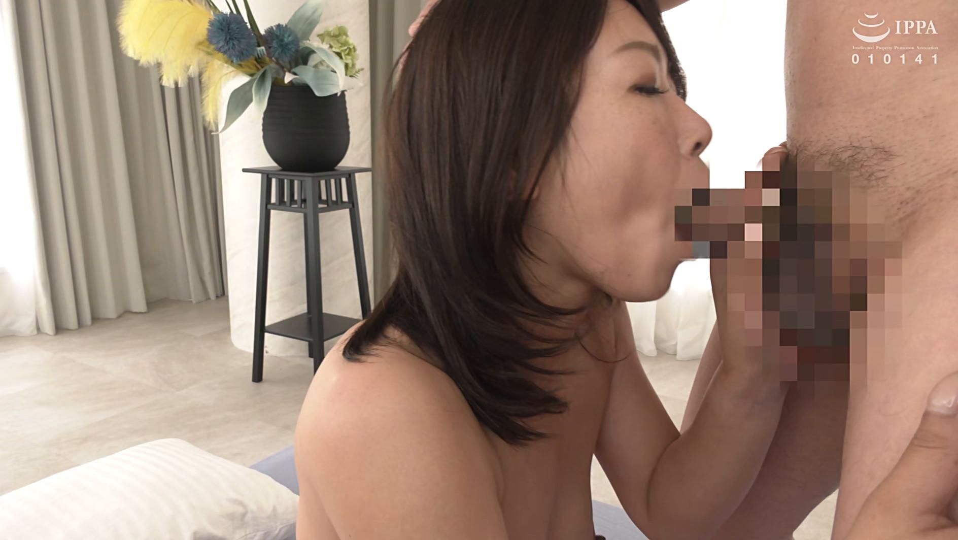 初撮り人妻ドキュメント 原口夏菜子 四十歳,のサンプル画像9