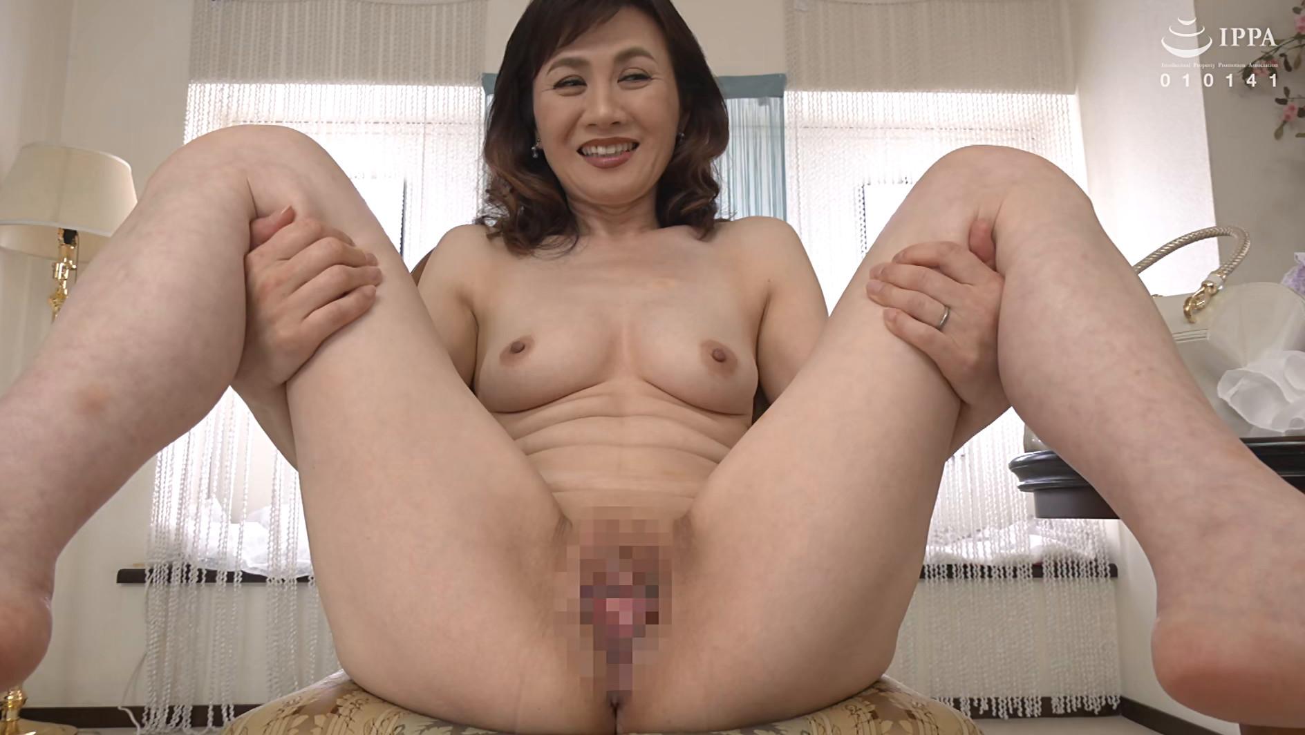 初撮り五十路妻ドキュメント 岡崎智江 五十五歳 画像4