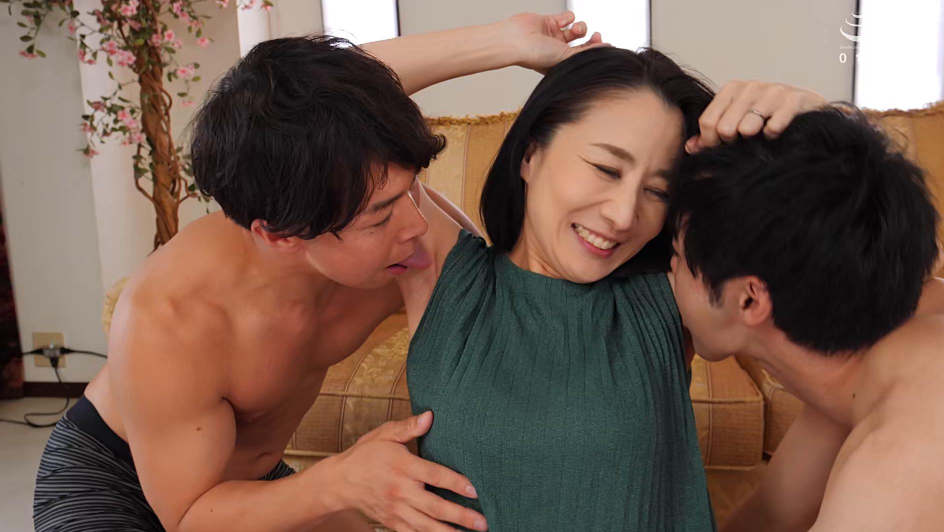 初撮り五十路妻、ふたたび。 瀬尾礼子 五十歳 画像19