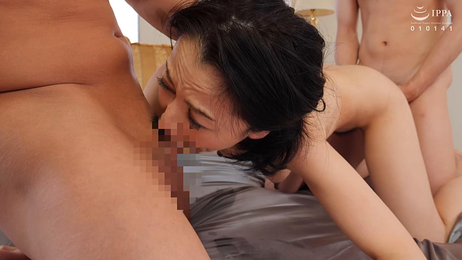 初撮り五十路妻、ふたたび。 瀬尾礼子 五十歳 画像21